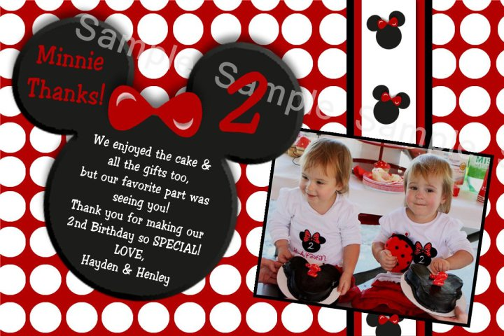 Mickey Mouse Clubhouse Free Printable Birthday Invitations