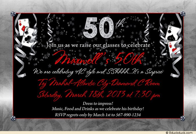 New Years Eve Invitation Cards Free