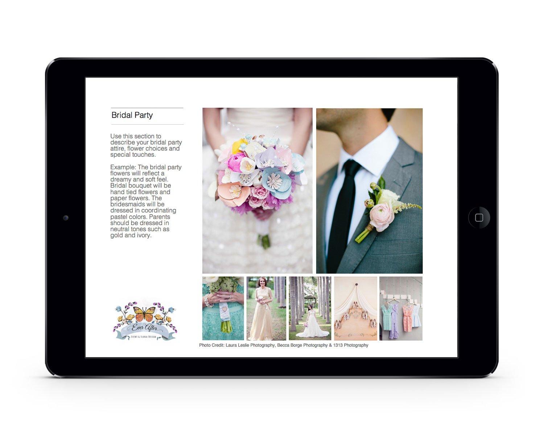 Create Printable Invitations On Ipad