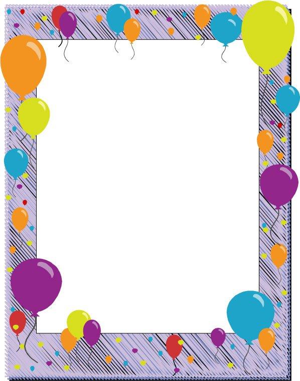 Cute Printable Birthday Invitations Kids 2015
