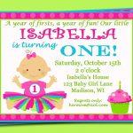 Birthday Invitation Printable Cards