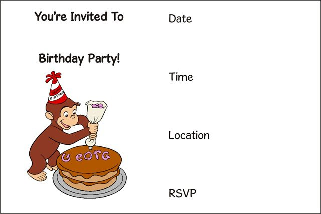 Free Printable 50th Surprise Party Invitations 2016