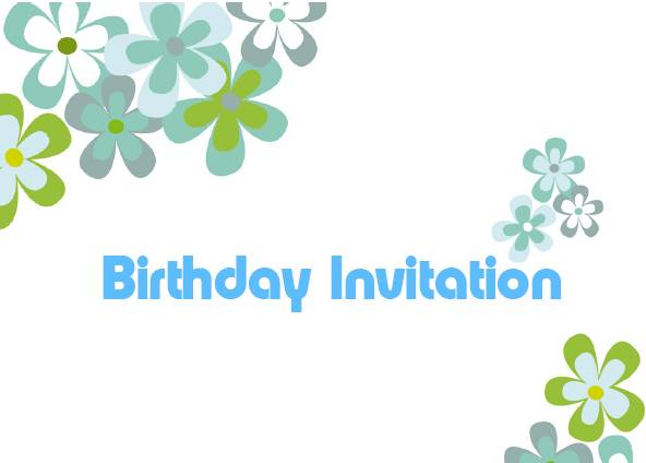 Free Printable Birthday Invitation Cards For Kids 2016