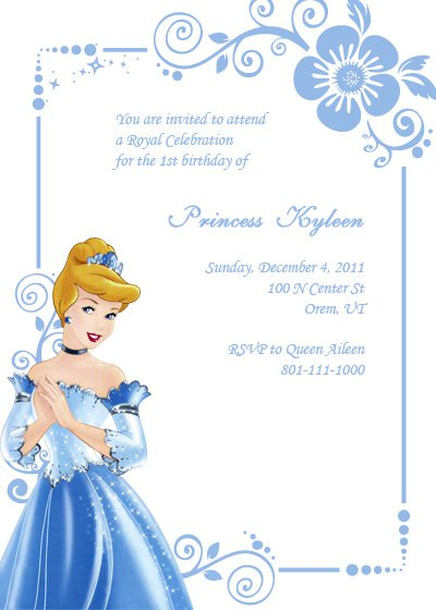 Free Printable Birthday Invitation Cards For Kids 2017