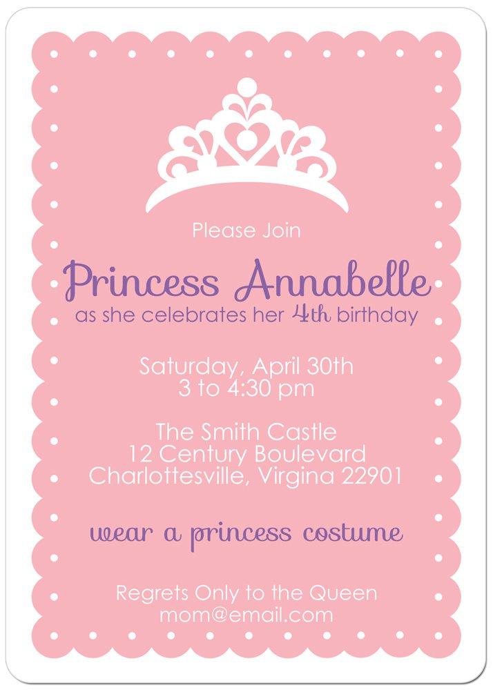 Free Printable Birthday Invitations Princess And The Frog 2017