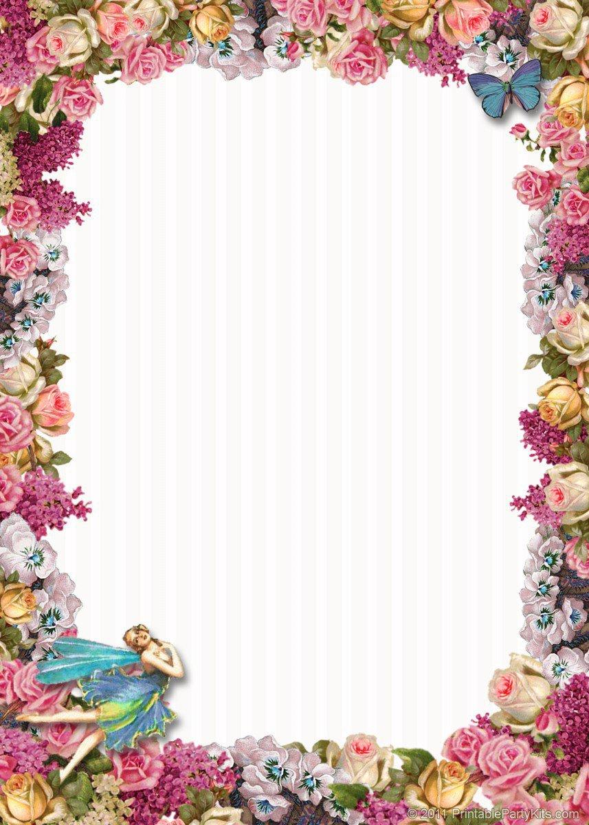 Free Printable Birthday Invitations Templates 2018