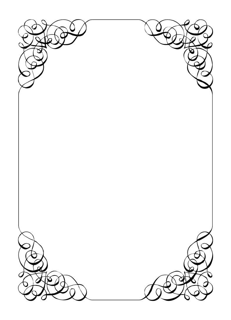 Free Printable Blank Invitations Templates