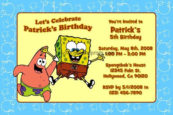 Free Printable Boys Birthday Invitations Cards 2017