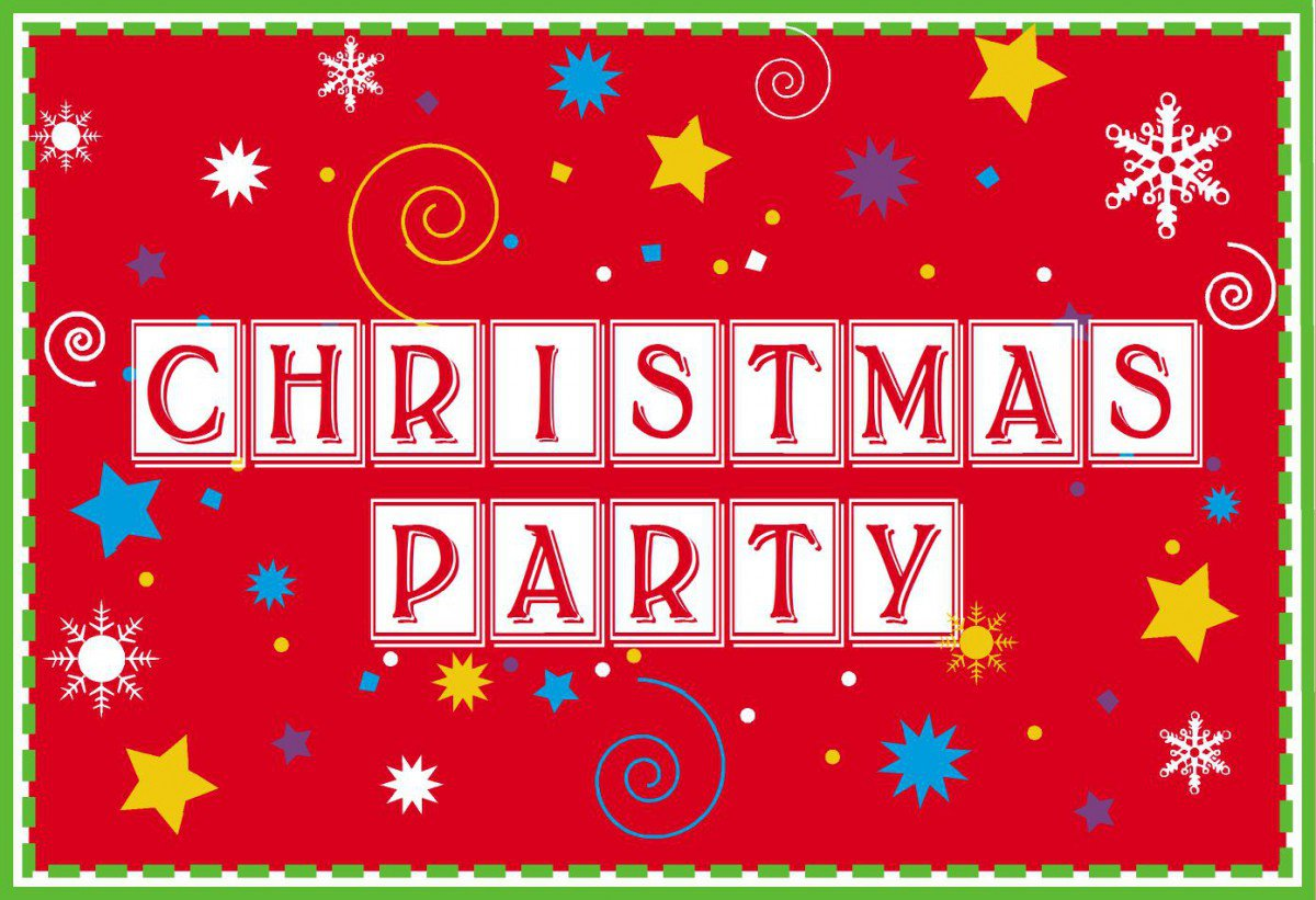 Free Printable Christmas Invitations For Party
