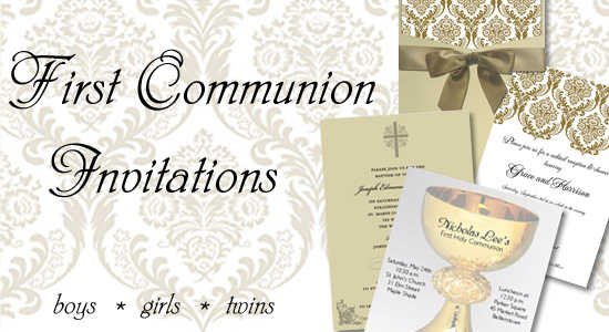 Free Printable Confirmation Invitations Cards 2016