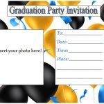 Free Printable Graduation Invitation Templates 2013 2019