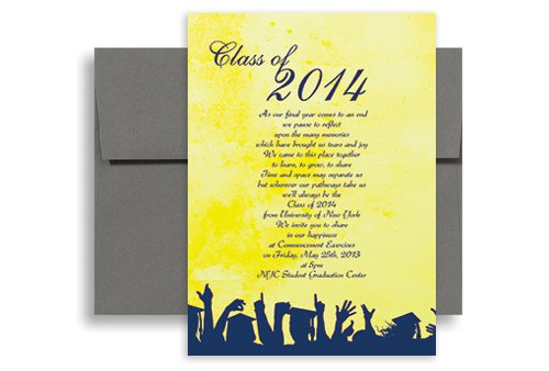 Free Printable High School Graduation Invitations 2011 2018