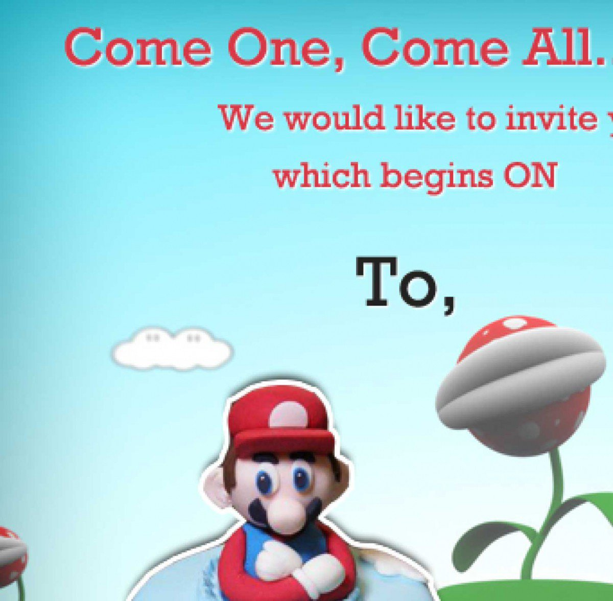 Free Printable Kids Birthday Party Invitations 2018