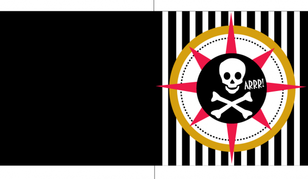 Free Printable Pirate Invitations Templates 2015