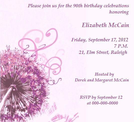 Free Printable Surprise 40th Birthday Invitations