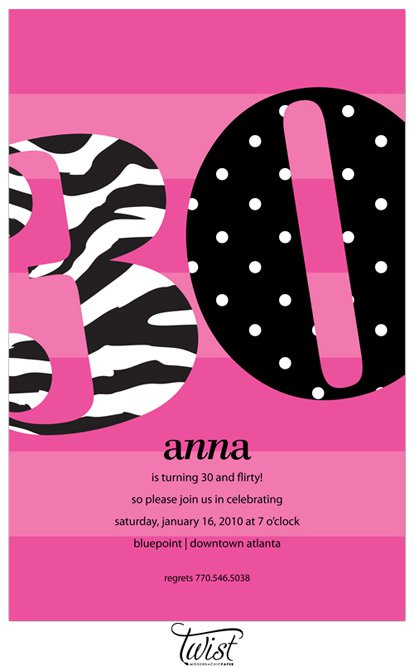 Free Printable Surprise Birthday Party Invitations 2017