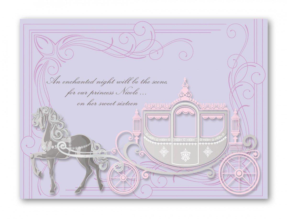 Free Printable Sweet 16 Invitation Cards 2015