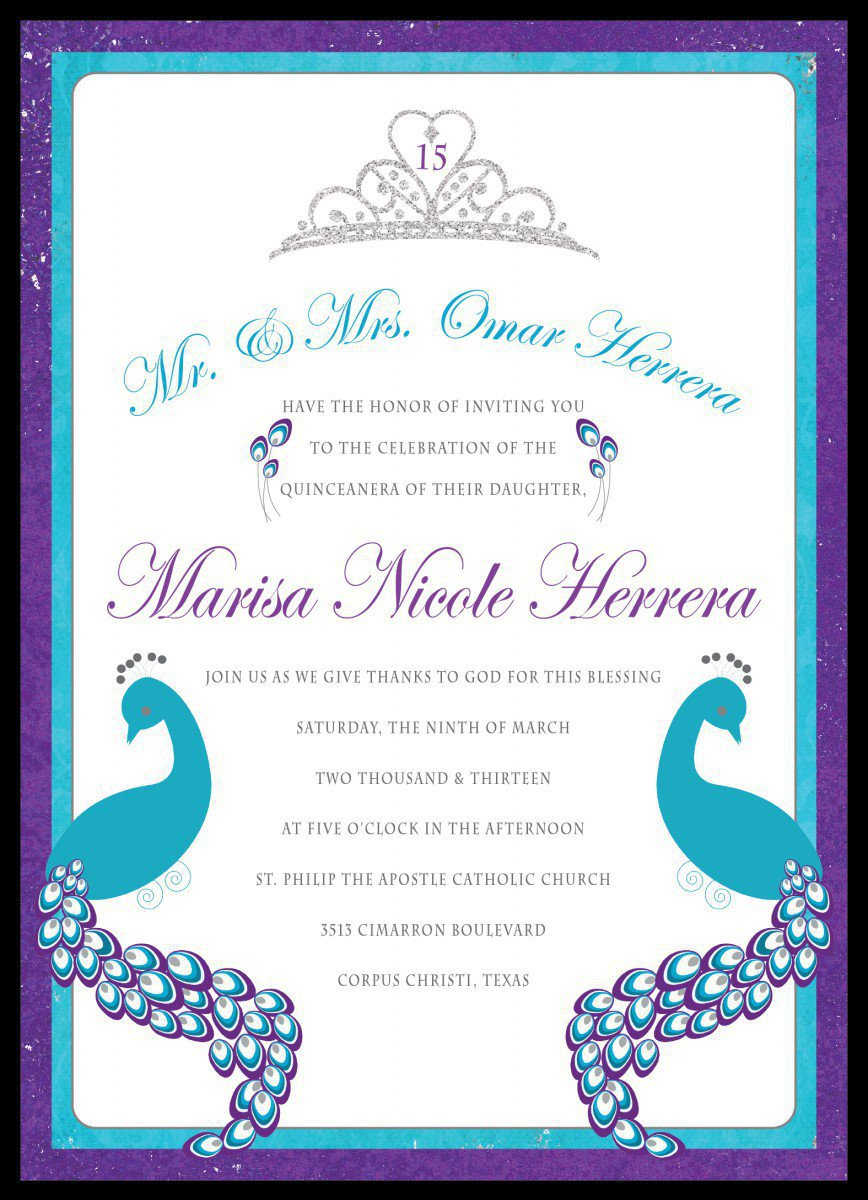Free Printable Sweet 16 Invitations