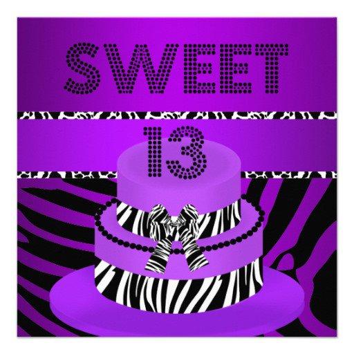Free Printable Sweet 16th Birthday Invitations 2017