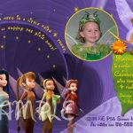 Free Printable Tinkerbell Invitations For Birthday 2018