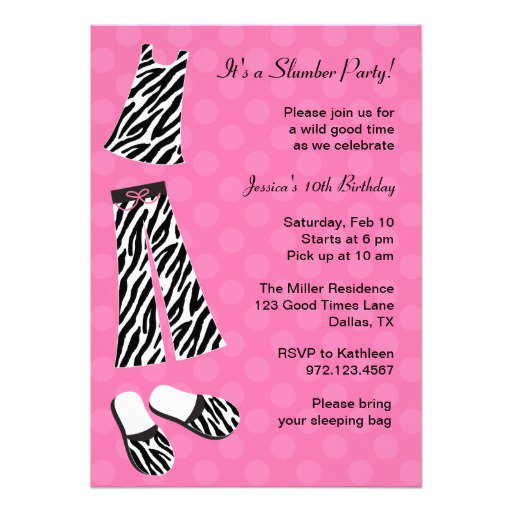 Free Printable Zebra Birthday Invitation Templates 2018