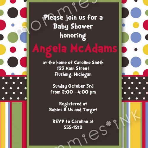 Free Printable Zebra Stripe Party Invitations 2016