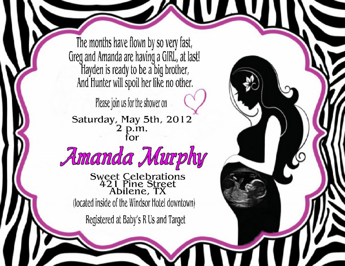 Invitations Templates Printable Free