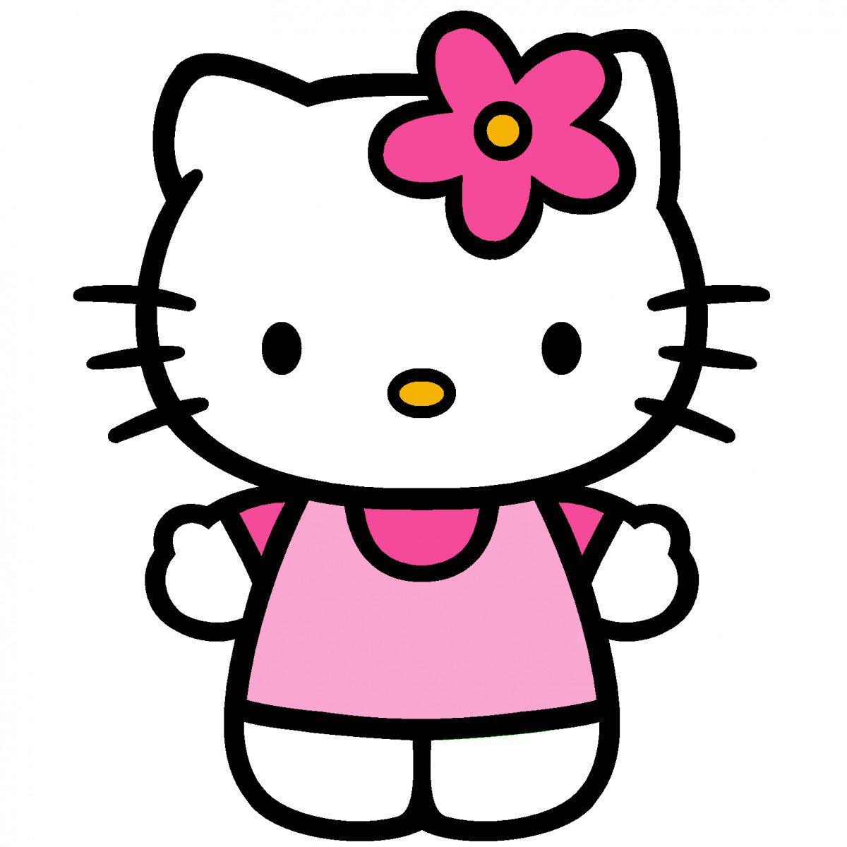 Hello Kitty Printable Birthday Party Invitations 2017