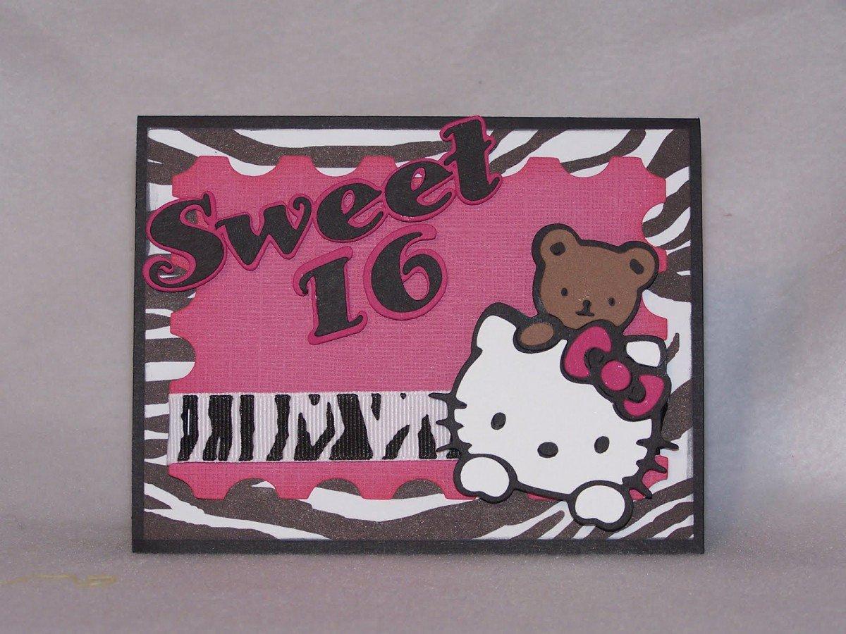 Hello Kitty Printable Birthday Party Invitations 2018