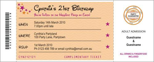 High Tea Party Invitation Printable 2018