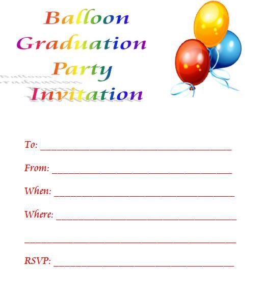 Kids Birthday Party Invitations Templates Free Printable 2017
