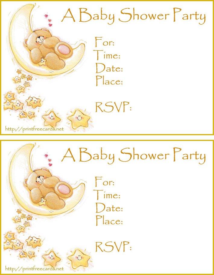Kids Invitations Printable Free 2018