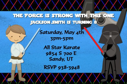 Lego Star Wars Birthday Invitations Printable 2015