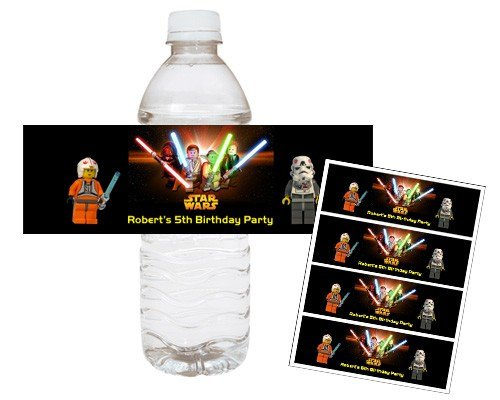 Lego Star Wars Birthday Invitations Printable 2017