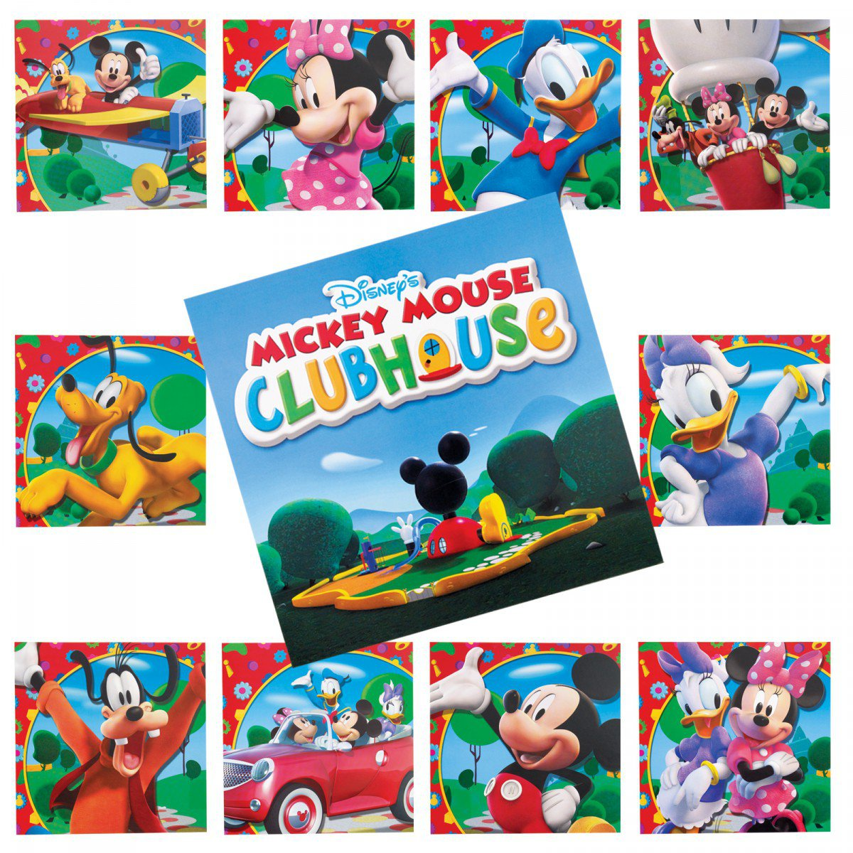 Mickey Mouse Clubhouse Invitation Template Ideas Free 2016