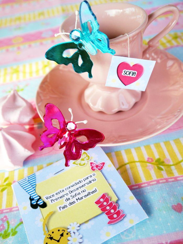 Princess Tea Party Printable Invitations 2016