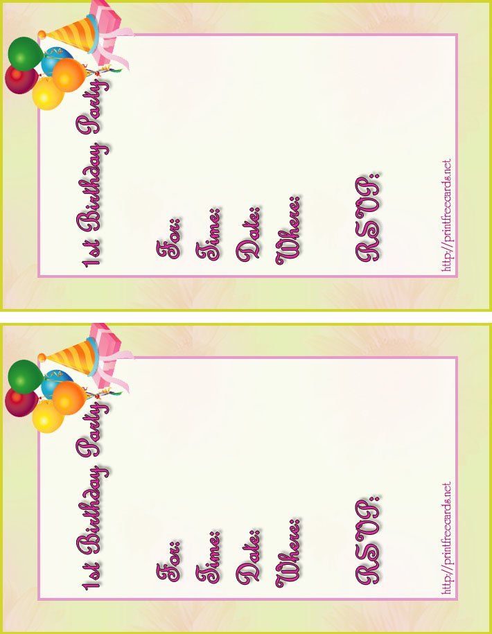 Printable Invitation Birthday Cards For Boys Orderecigsjuiceinfo - Birthday party invitation card maker free