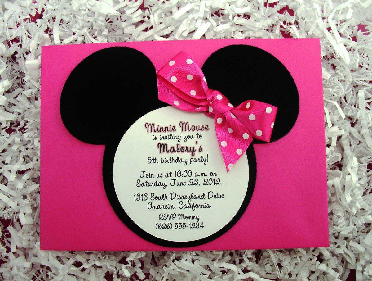 Printable 1st Birthday Invitations 2017