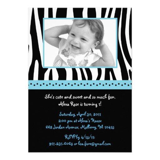 Printable Animal Print Birthday Invitations 2018