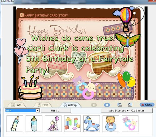 Printable Birthday Invitations For Kids Free 2015
