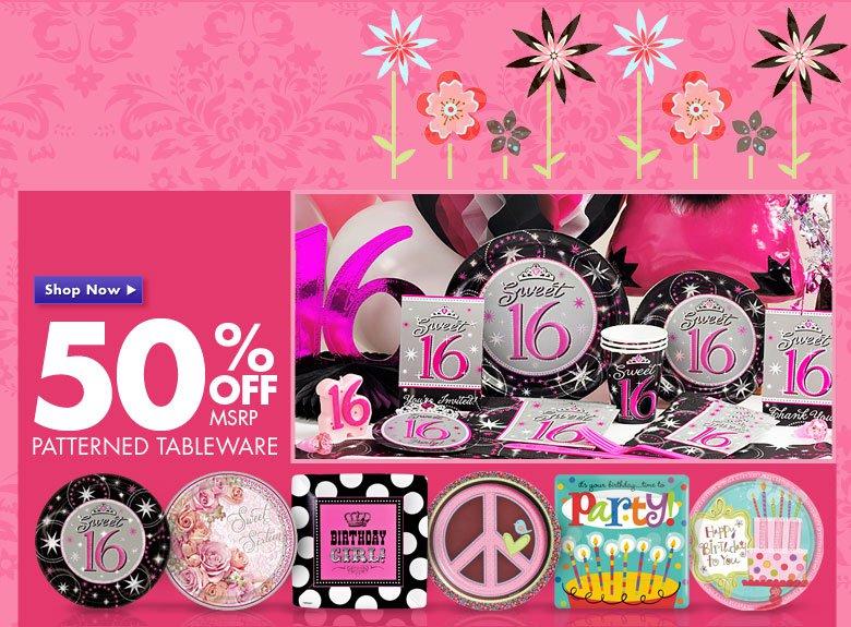 Printable Birthday Invitations For Teenage Girls
