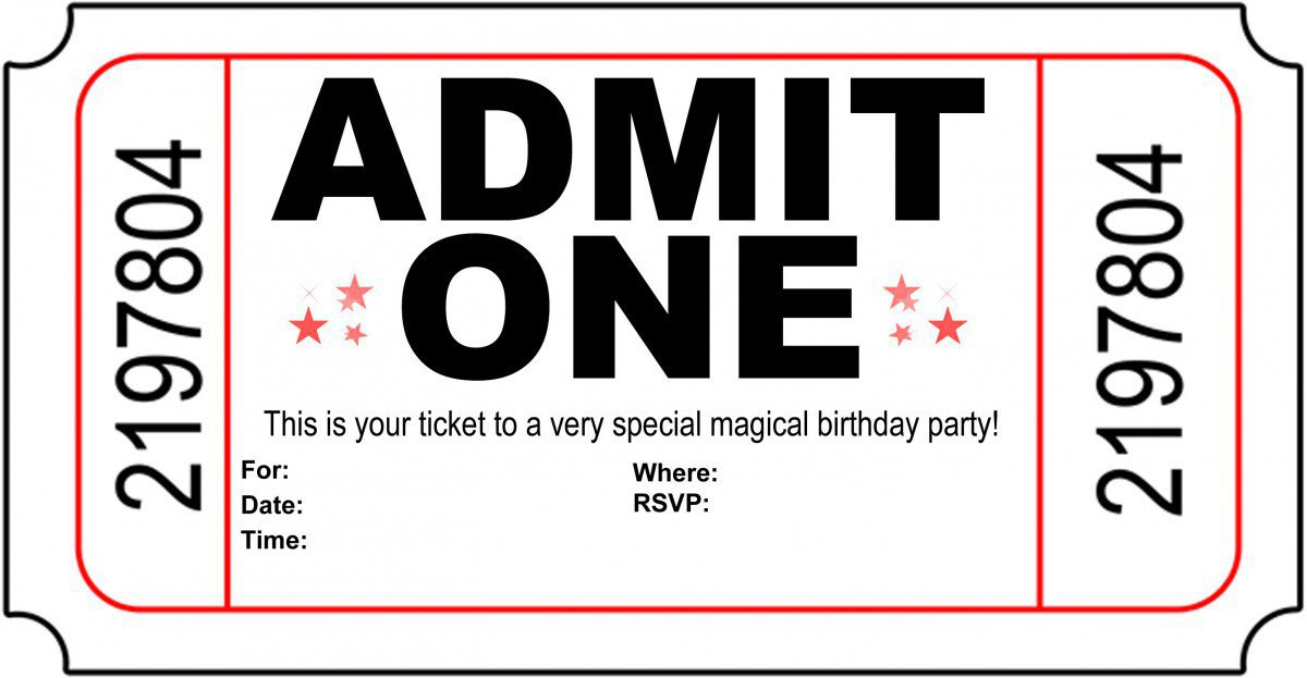 Printable Birthday Invitations For Teenage Girls Free 2016