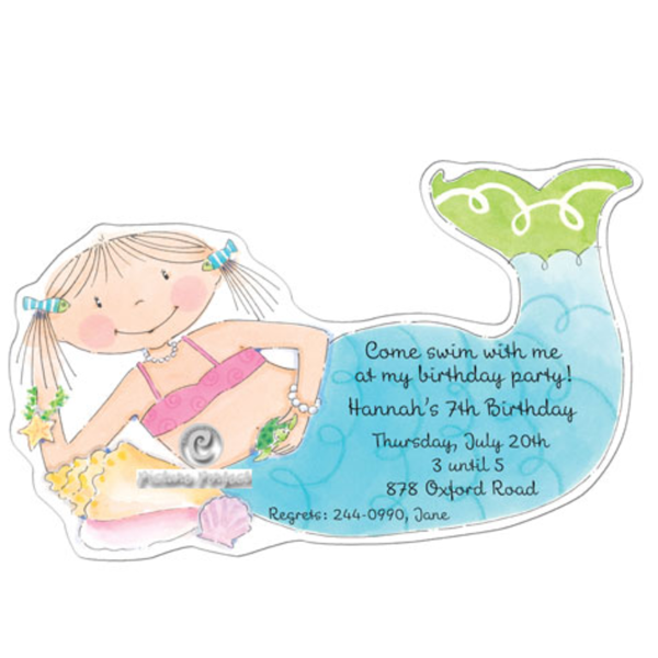 Printable Birthday Invitations For Teenage Girls Free 2018