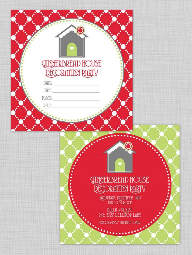 Printable Christmas Party Invitations Free Templates 2018