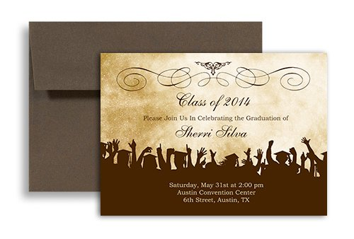 Printable Graduation Announcement Templates 2016