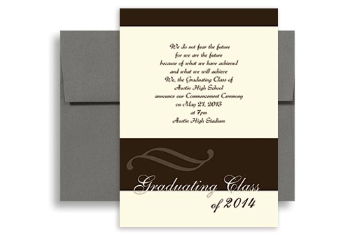 Printable Graduation Announcement Templates 2017