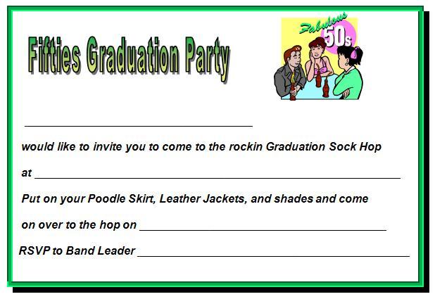 printable graduation announcements 2012 free, Invitation templates