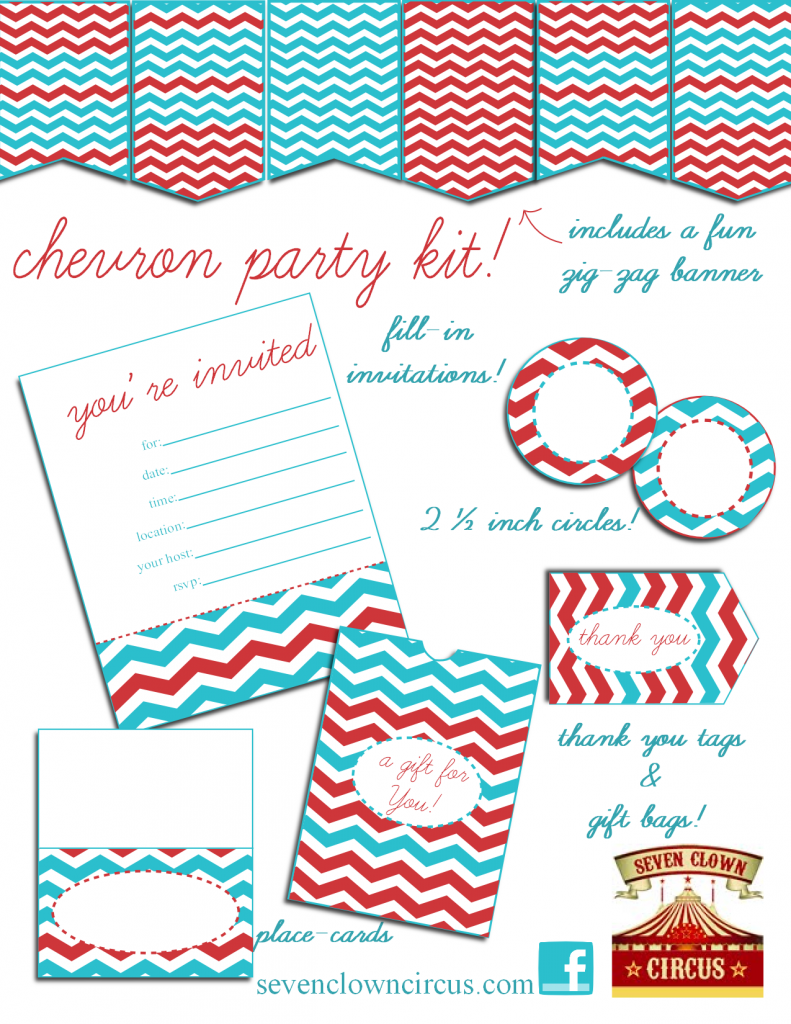 Printable Invitation Kits Free
