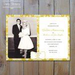 Printable Invitations Anniversary Party 2018