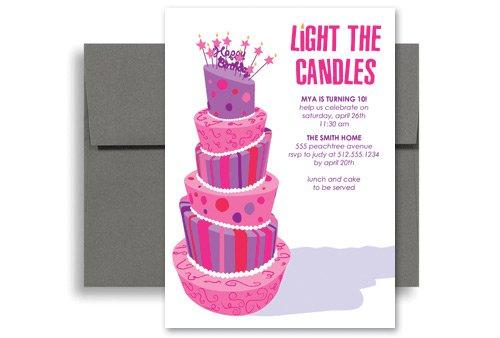 Printable Kids Birthday Party Invitations Templates 2017